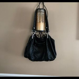 B Makowsky large leather handbags gorgeous leather